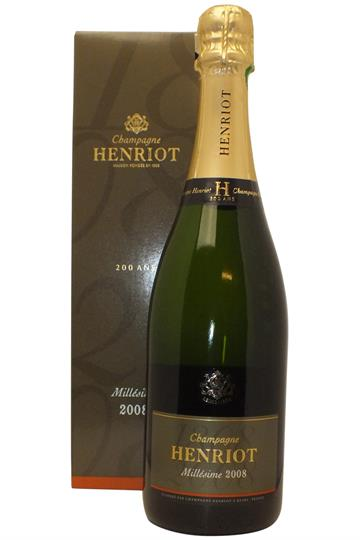 Henriot Millesime 2008 75cl giftbox