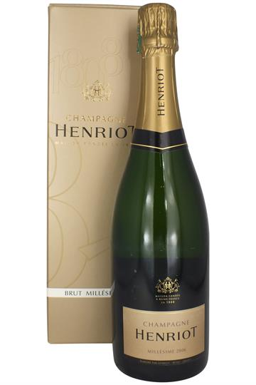 Henriot Millesime 2006 75cl giftbox