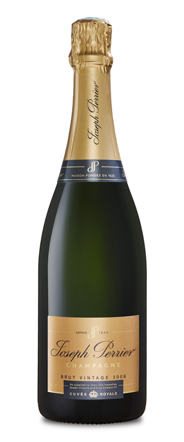 Joseph Perrier Cuvee Royale 2008 75cl