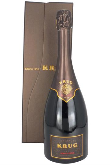 Krug Vintage 1998 75cl giftbox
