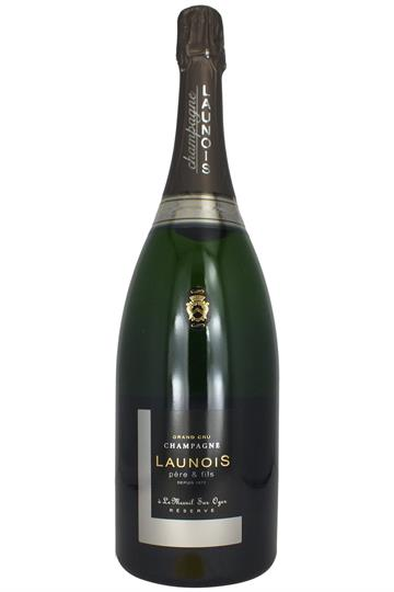 Launois Blanc de blancs Reserve NV 150cl