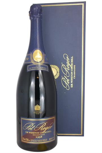 Pol Roger Winston Churchill 1996 150cl