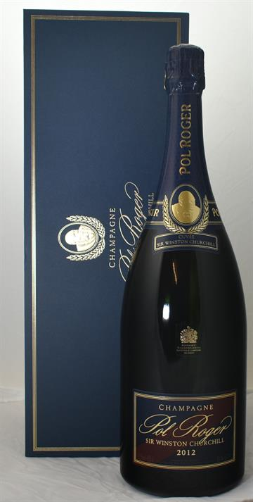 Pol Roger Winston Churchill 2012 150cl giftbox